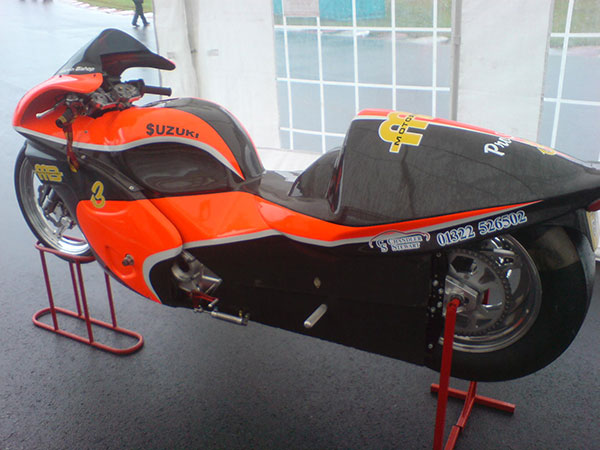 MB Motorsports - Pro Stock Drag Bike Racing Team